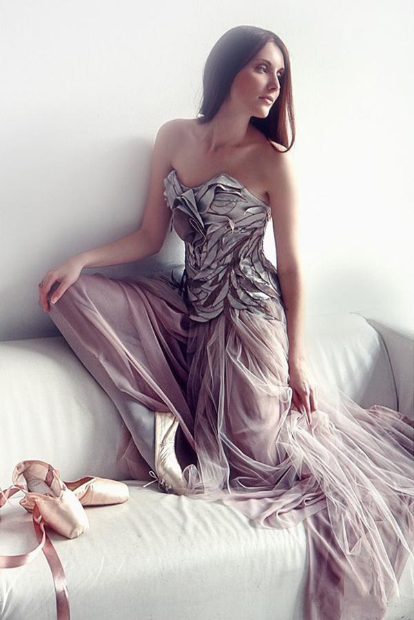 Фотогафы Виктория Волошина и Евгения Житникова, платье Елизавета Журавлева